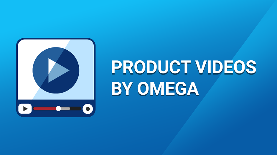 Product Videos by Omega